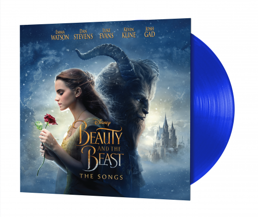 Beauty and the Beast vinyl