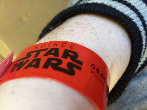 Star Wars Soiree - Wristband