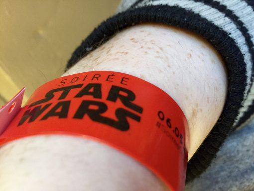 Star Wars Soiree - Wristband
