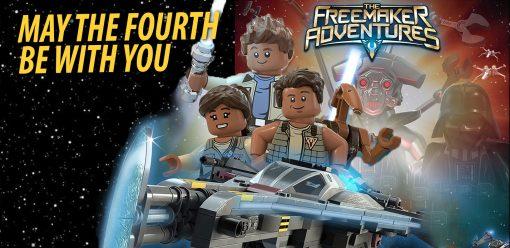LEGO-Freemakers