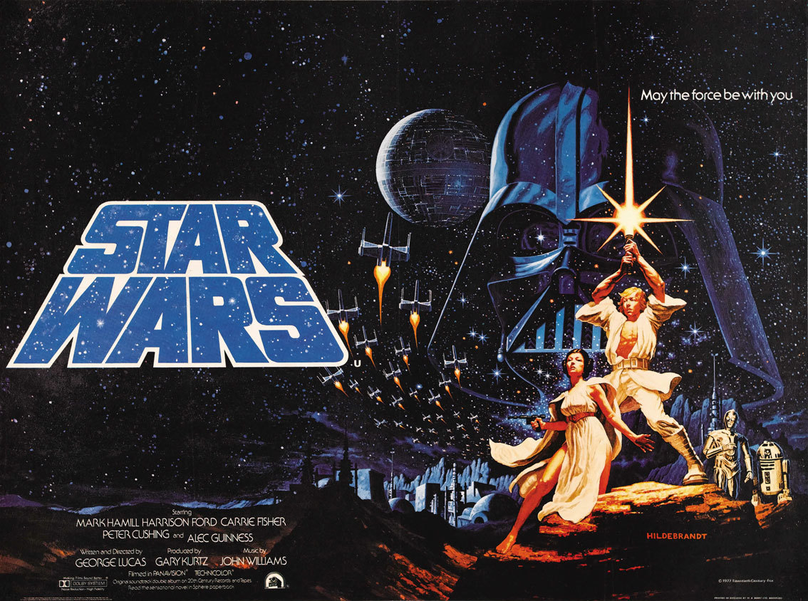 Star Wars poster Pic 1